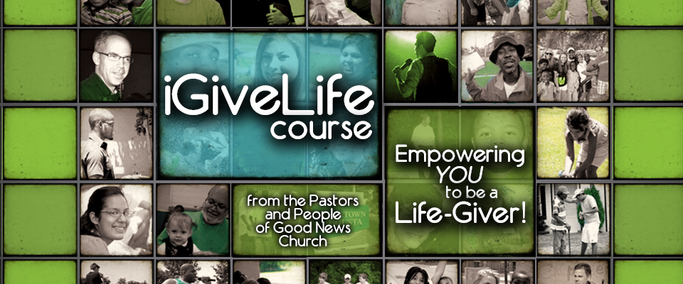 I Give Life
