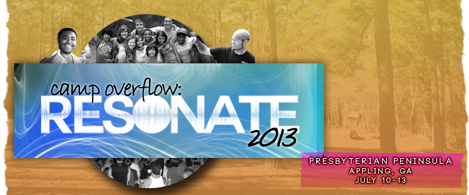 Camp Overflow 2013 - Web Slide