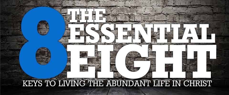 The Essential Eight - Slider
