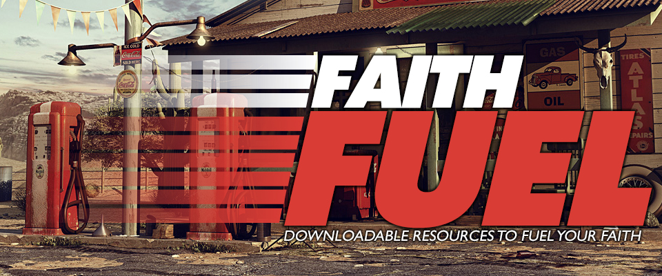 Faith Fuel Slide